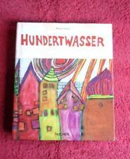 Hundertwasser: Jubiläumsausgabe - 25 Jahre TASCHEN (Tedesco) Copertina rigida