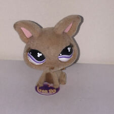Littlest PetShop CHIHUAHUA FLOCKED 461 J01 CHIEN DOG Pet Shop