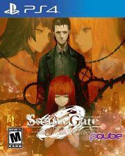Steins;Gate 0 ZERO (PlayStation 4, PS4 USA Version Brand New