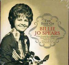 Billie Jo Spears, Billy Spears Jo - Very Best of [New CD]