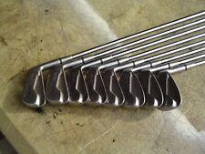 """Titleist Lite 100 Men's 1"""" Short or Juniors RH 3-PW Golf Club Iron Set Steel R"""