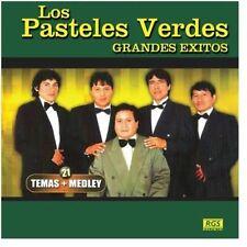 Los Pasteles Verdes, Pasteles Verdes Los - Grandes Exitos [New CD] Argentina - I