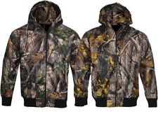 Zip Polycotton Regular Military Coats & Jackets for Men