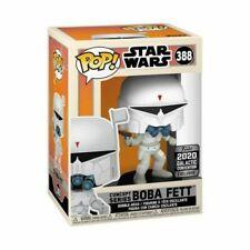 Funko Pop! Star Wars Boba Fett Concept Series #388 Galactic Con Exclusive