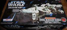 Star Wars Electronic Rebel Blockade Runner yr.1998 Vehicle
