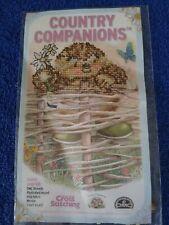 DMC Country Companions Hallmark Cards PLC Cross Stitch Kit