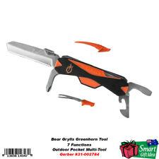 Gerber Bear Grylls Greenhorn Tool, Multi-Tool, 7 Components #31-002784