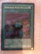 Yu-Gi-Oh Diffusion Wave-Motion Card