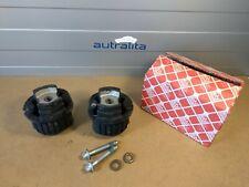 New Febi 10257 Mercedes Benz  Repair Kit  Bearing Set, axle beam 2103505908