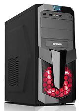 AUFRÜST PC AMD Ryzen 5 1600 GTX 1060 6GB/RAM 16GB DDR 4/Computer System