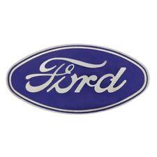1928 - 1930 Model A Ford Radiator Shell Metal Emblem / Adhesive Mount