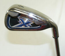 "Callaway X-20 4 Iron Club Uniflex Right Handed Steel Shaft 39"" Callaway Grip"