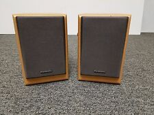 Panasonic PM-07 Speakers/ Pair