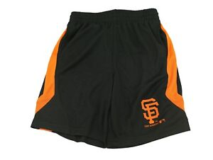 San Francisco Giants Kids Youth Size Shorts Official MLB Merchandise New