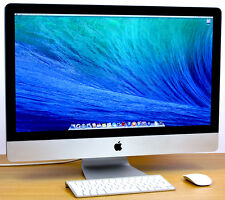 "Apple iMac 27"" Mac 2011-2012 / THREE YEAR WARRANTY / Mac Desktop Computer / SSD!"