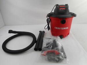 CRAFTSMAN CMXEVBE17590 - Portable Shop Vacuum with Attachments, 9 gallon