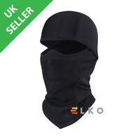ELKO® Black Balaclava Mask Under Helmet Windproof Winter Warm Neck Warmer Hat