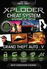 XBox 360-Xploder Cheat System Gta 5 Ed, X360 GAME NUOVO