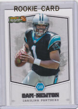 CAM NEWTON Football RC Carolina Panthers 2011 NFL Player of the Day ROOKIE CARD!
