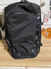 Lululemon More Miles Backpack Black color Men  39l
