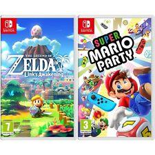 Nintendo vínculos despertar & Super Mario Party Bundle-importación región libre