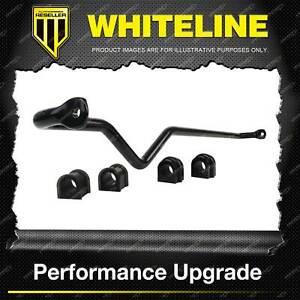 Whiteline 24mm Front Sway Bar for Nissan Patrol GU Y61 Wagon & Cab