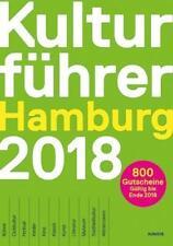 Kulturführer Hamburg 2018 (2017, Taschenbuch)