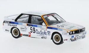 BMW M3 (E30), No.59, ETCC, 1:43, IXO
