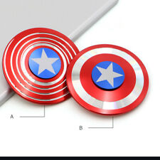 Captain America Fidget Spinner with Carry Case