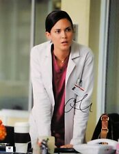 Odette Annable Signed Autographed 11X14 Photo House Jessica Adams GV848518