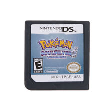 Pokemon Soul Silver Game Card For 3DS NDSI NDS NDSL Lite2 US Version
