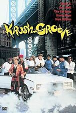 Krush Groove (DVD, 2003) USED Run DMC hip hop