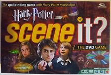 Harry Potter Scene It? The DVD Game 2005 Complete Excellent Condition