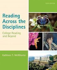 Reading Across the Disciplines: College Reading and Beyond (6th Edition) - Stand