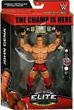 WWE ELITE Collection_JOHN CENA The Champ is Here 6 inch figure_Flashback_New_MIB