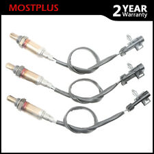New 3pcs O2 Oxygen Sensor Front Right-and-Left Downstream & Upstream Chevy GMC