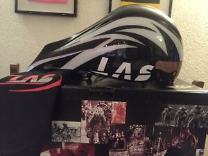 Casco cronometro LAS helmet bike bici TIME TRIAL 54-61 cm