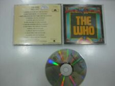 CD de musique rock édition The Who