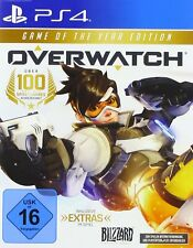 Sony Playstation 4 Spiel PS4 Overwatch Game of the Year Edition