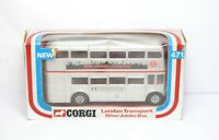 Corgi 471 Routemaster Silver Jubilee Bus London Transporter In Its Original Box