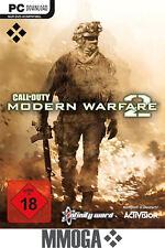 Call of Duty Modern Warfare 2 - Steam Download Key - PC Code COD 6 MW 2 UNCUT EU