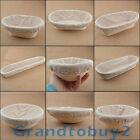 NEW Multiple Shape&Size Banneton Brotform Bread Proofing Proving Rattan Basket