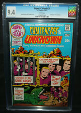 Super DC Giant #25 - Challengers of the Unknown - CGC Grade 9.4 - 1971