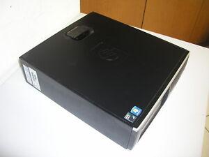 UNITEE CENTRALE HP  ELITE 6005  SFF   AMD ATHLON II X2 2.8 GHZ  WIN 7 ou  WIN10