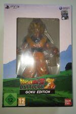 "Collector's edition Dragon ball Z ""BATTLE OF Z"" Goku edition PS3"