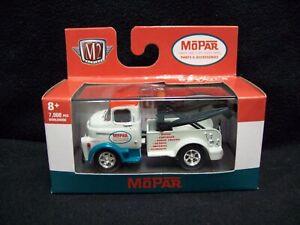 M2 Machines Mopar 1957 Dodge COE Tow Truck.
