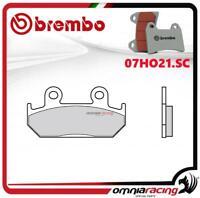 Brembo SC Pastiglie freno sinter anteriori Honda XRV750 Africa Twin 1990>1992