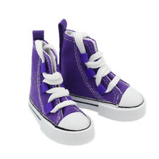 1/3 BJD Shoes High Top Canvas Shoes Causal Shoes for SD Dollfie Dolls DOD AOD
