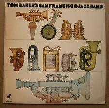 LP Tom Baker's San Francisco Jazz Band Vol. 1 Australia Jazz Nm