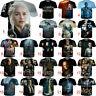 Game of Thrones Print Women/Men Funny 3D T-Shirt Casual Tee Top Short Sleeve